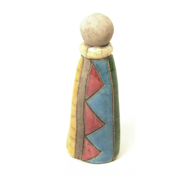 Tiny African Figure