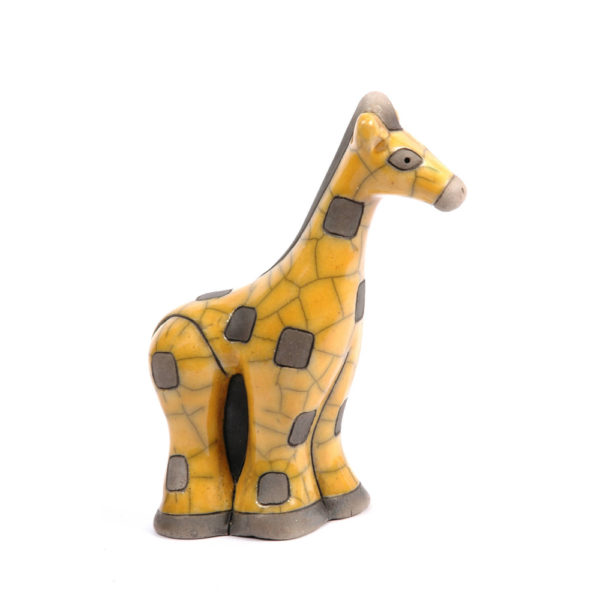 Big 8 - Yellow Giraffe Small