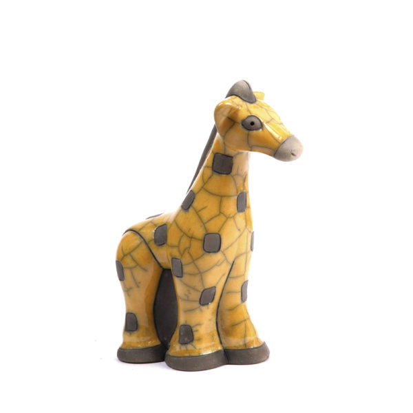 Big 8 - Yellow Giraffe Medium