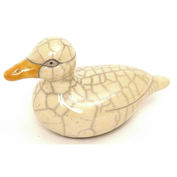 Duck Medium (White)