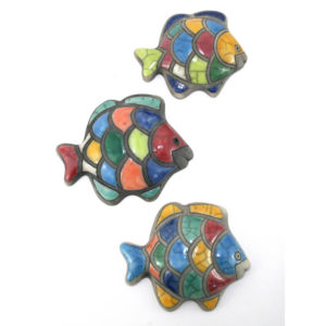 Hanging Fish (Set of 3)