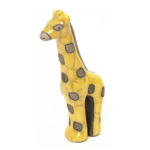 Mini Yellow Giraffe