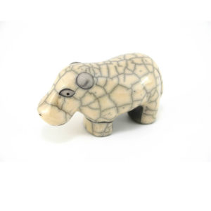 Mini Hippo (White)