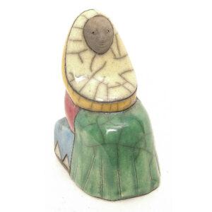 Mini Nativity Scene - Mary