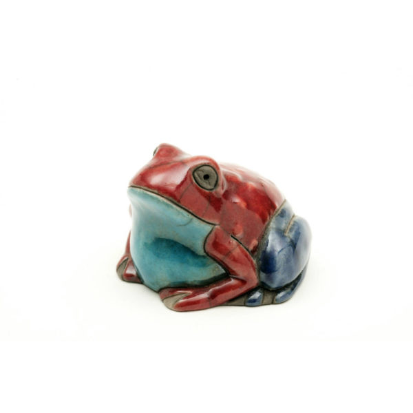 Mini Frog (Colours)