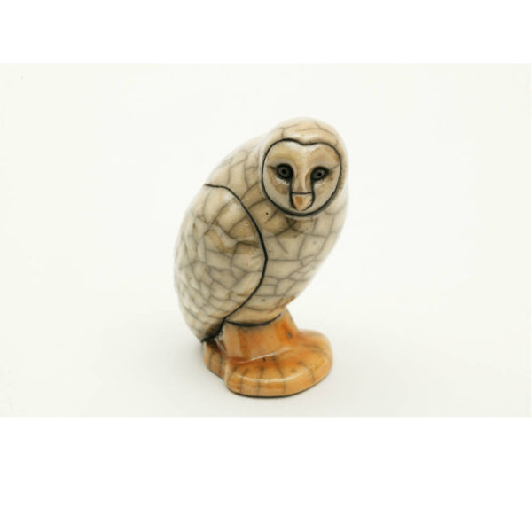 Mini Snow Owl