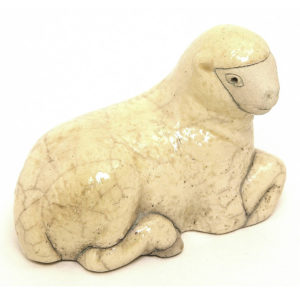 New Nativity Scene - Lamb