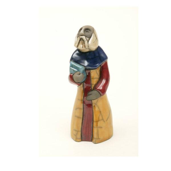 Sandra's Nativity Scene - Wise Man with Myrrh