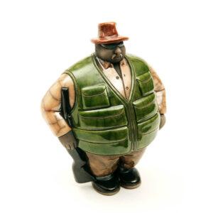 Mr Potbelly Hunter