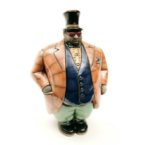 Mr Potbelly Top Hat