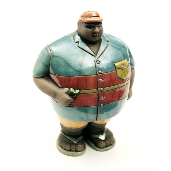 Mr Potbelly Tourist