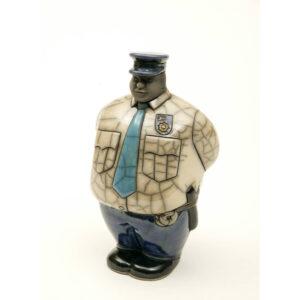 Mr Potbelly Policeman