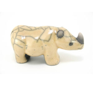 Rhino Small (White)
