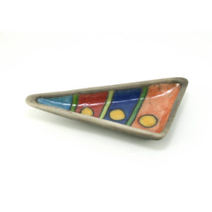 Triangular Dish Small