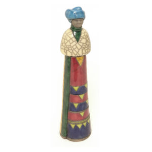 African Woman Xhosa Large