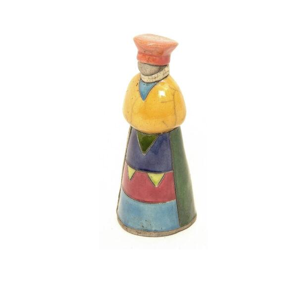 African Woman Zulu Small