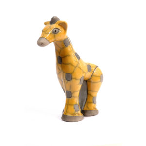 Big 8 - Yellow Giraffe Large
