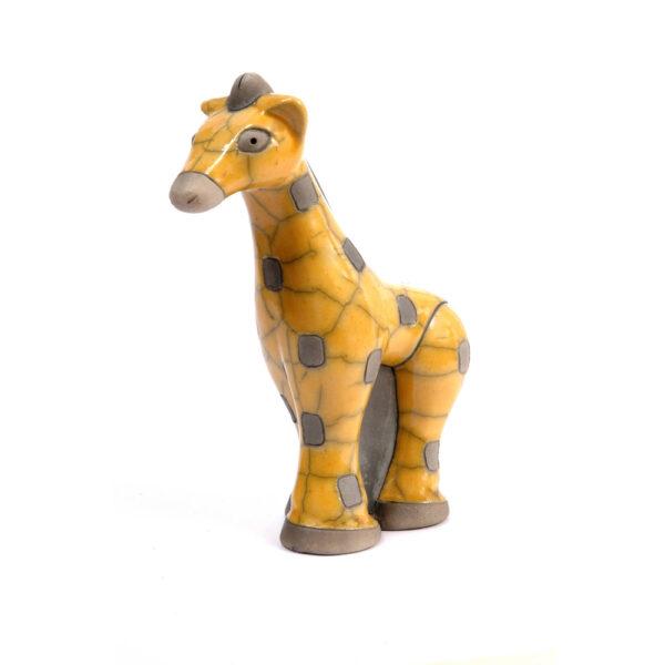 Big 8 - Yellow Giraffe Large