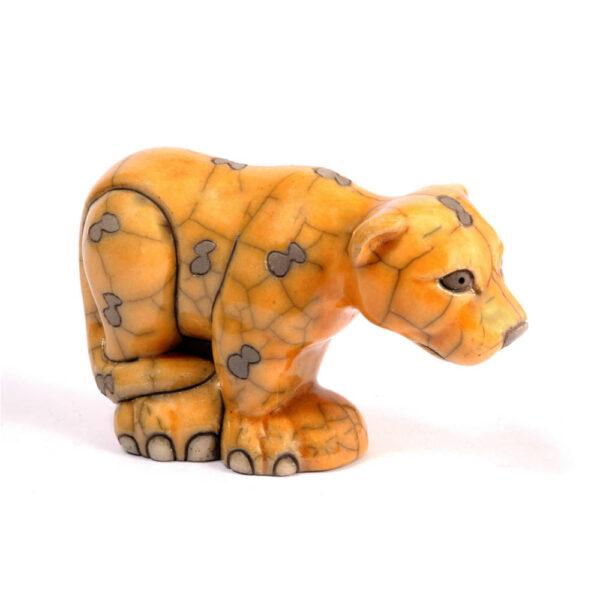 Big 8 - Yellow Leopard Small