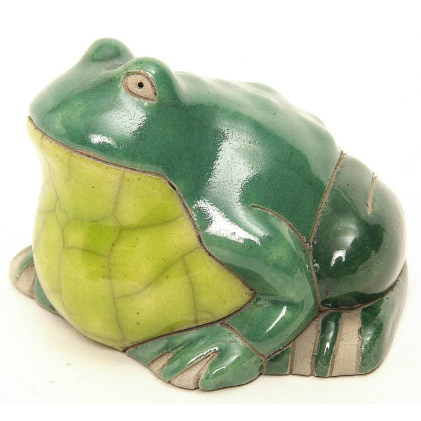 Frog Small (Green)