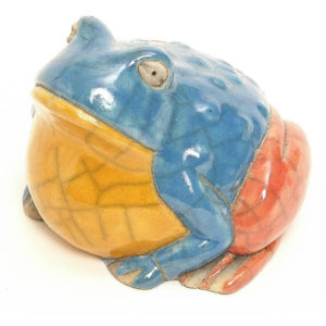 Frog XLarge (Colours)