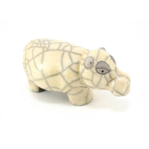 Hippo Small (White)