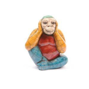 Hear No Evil Monkey Large