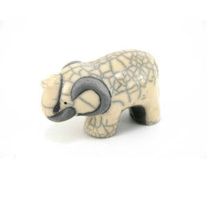 Mini Elephant (White)