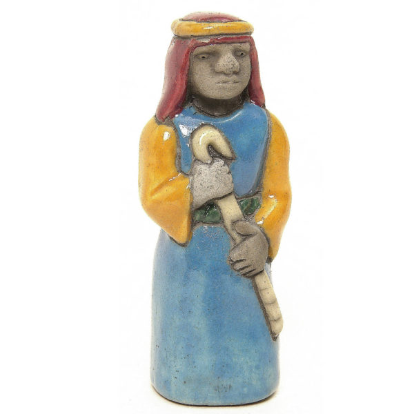Mini Nativity Scene - Shepherd