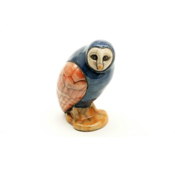Mini Golden Owl