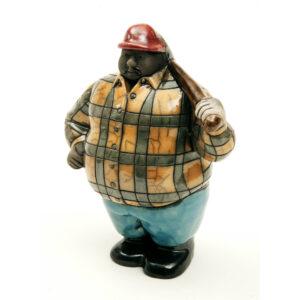 Mr Potbelly Lumberjack