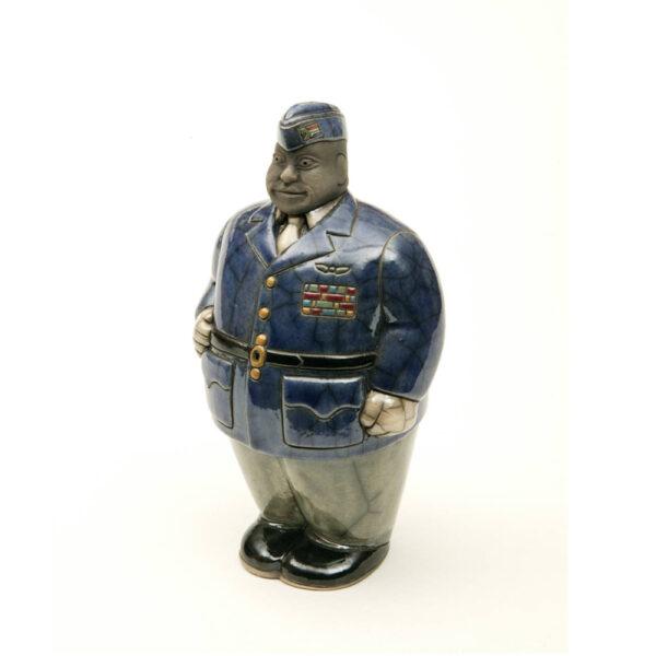 Mr Potbelly Air Force Pilot