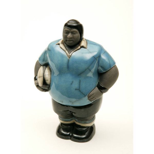 Mr Potbelly Rugby Player