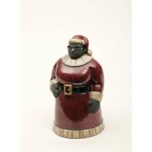 Ms Potbelly Santa Claus