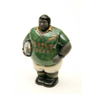 Mr Potbelly Rugby Player (Springbok)
