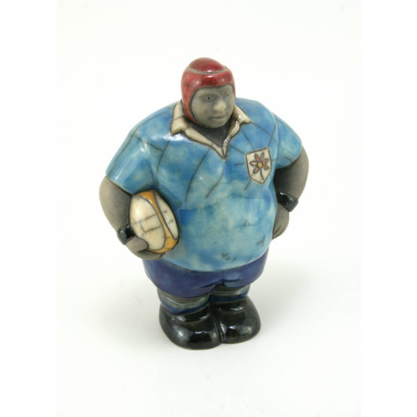 Mr Potbelly Rugby Player (Blue Bull)
