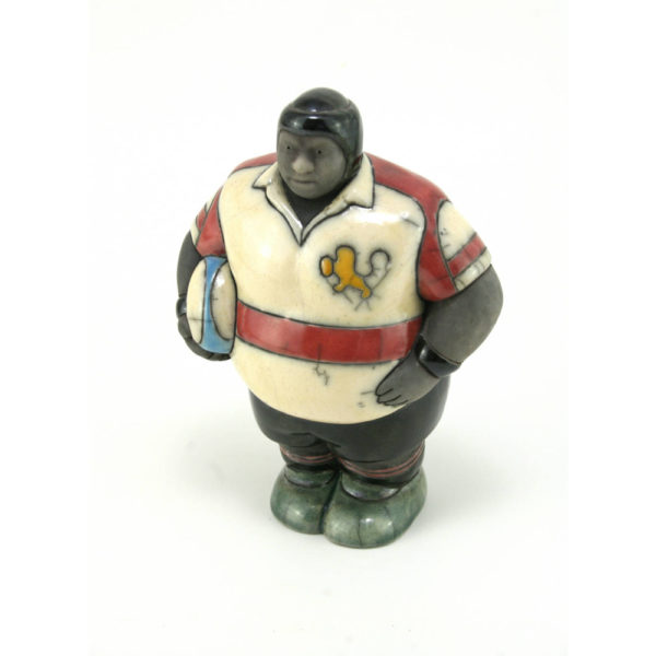 Mr Potbelly Rugby Player (Lion)