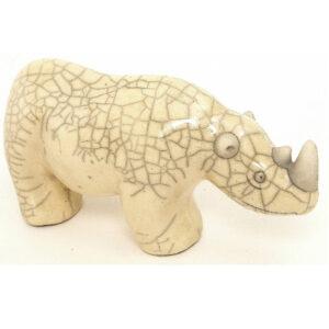 Rhino Large (White)