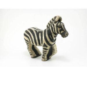 Giant Zebra (Black & White, New Design)